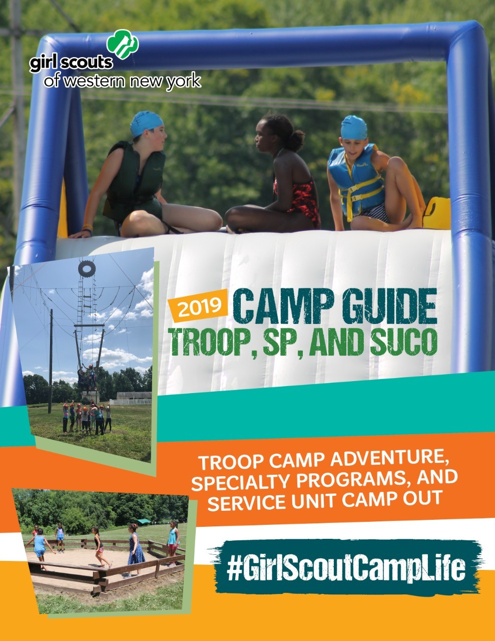 2019 Troop Camp Guide COVER