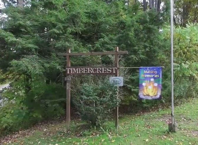 Timbercrest Sign